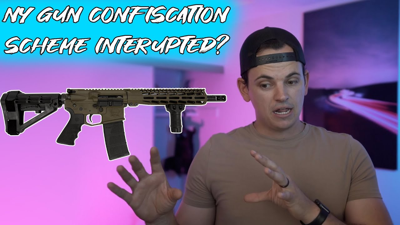 """NY AR15 Confiscation Update - """"other firearms"""""""