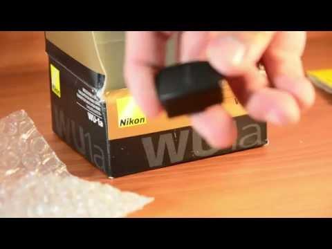Reseña del dispositivo Wu1a para Nikon D7100