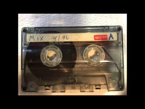 Hot 97 1996 DJ Cocoa Chanelle Funkmaster Flex DJ Red Alert Pause and Record Mixtape by DJ HeCTiC