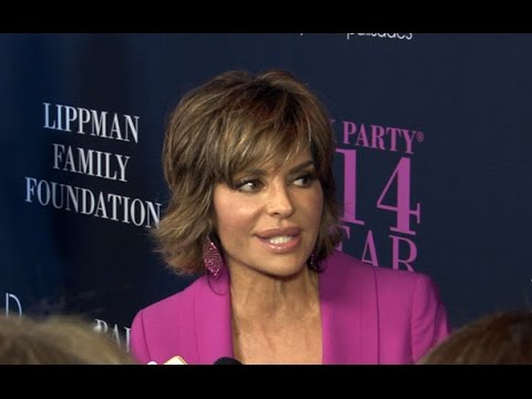 Lisa Rinna Supports Cancer Research at the 10 Year Anniversary Pink Party
