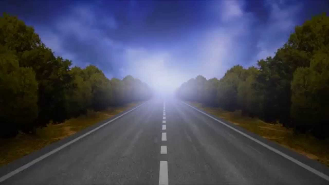 Footage Background 'Road Trip' - YouTube