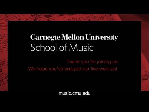 CARNEGIE MELLON PHILHARMONIC - OCT 21st, 2018 [live stream]
