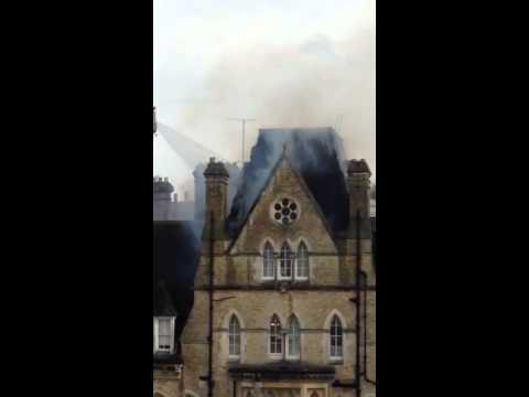 Randolph Hotel fire 2