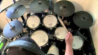 And The Cradle Will Rock - Van Halen (Drum Cover) drumless track used