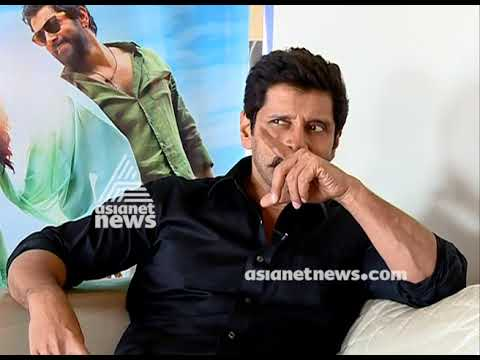 Chiyaan Vikram | Interview with actor Chiyaan Vikram