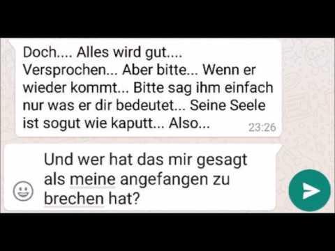 Whatsapp-Chats #12 (Süß, Traurig, Freunde, Liebe) - YouTube