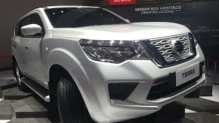 NEW NISSAN TERRA 2018 - ALL You Need to Know
