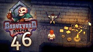 Graveyard Keeper [#46] - Der nette Untote von unten drunter - Let's Play