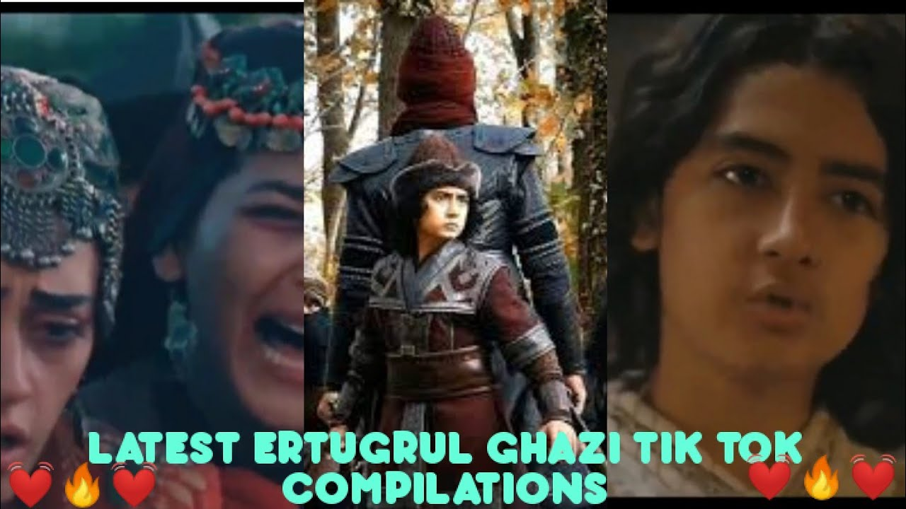 Download Latest Ertugrul Ghazi tik tok videos - Part 5  🔥🔥💓ENTERTAINING💓🔥🔥