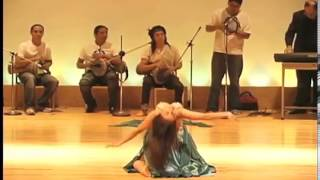 Danza Arabe con Percusiones en Vivo, Show de Gala Mistri organizado por Himdra 2009