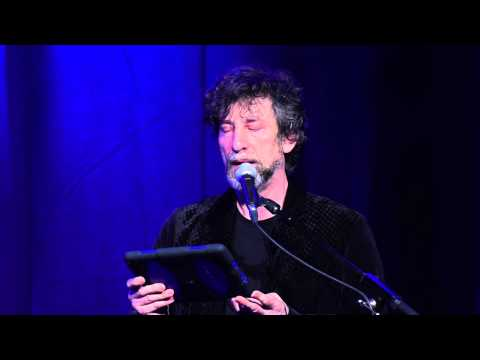 Neil Gaiman reading one of the short stories from Trigger Warning: Short Fictions & Disturbances