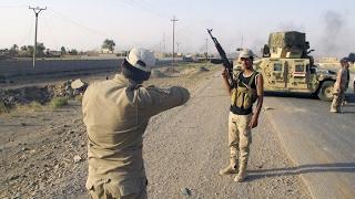 أخبار عربية: هيومن رايتس ووتش: الجيش والحشد يحتجزان الفارين من الموصل