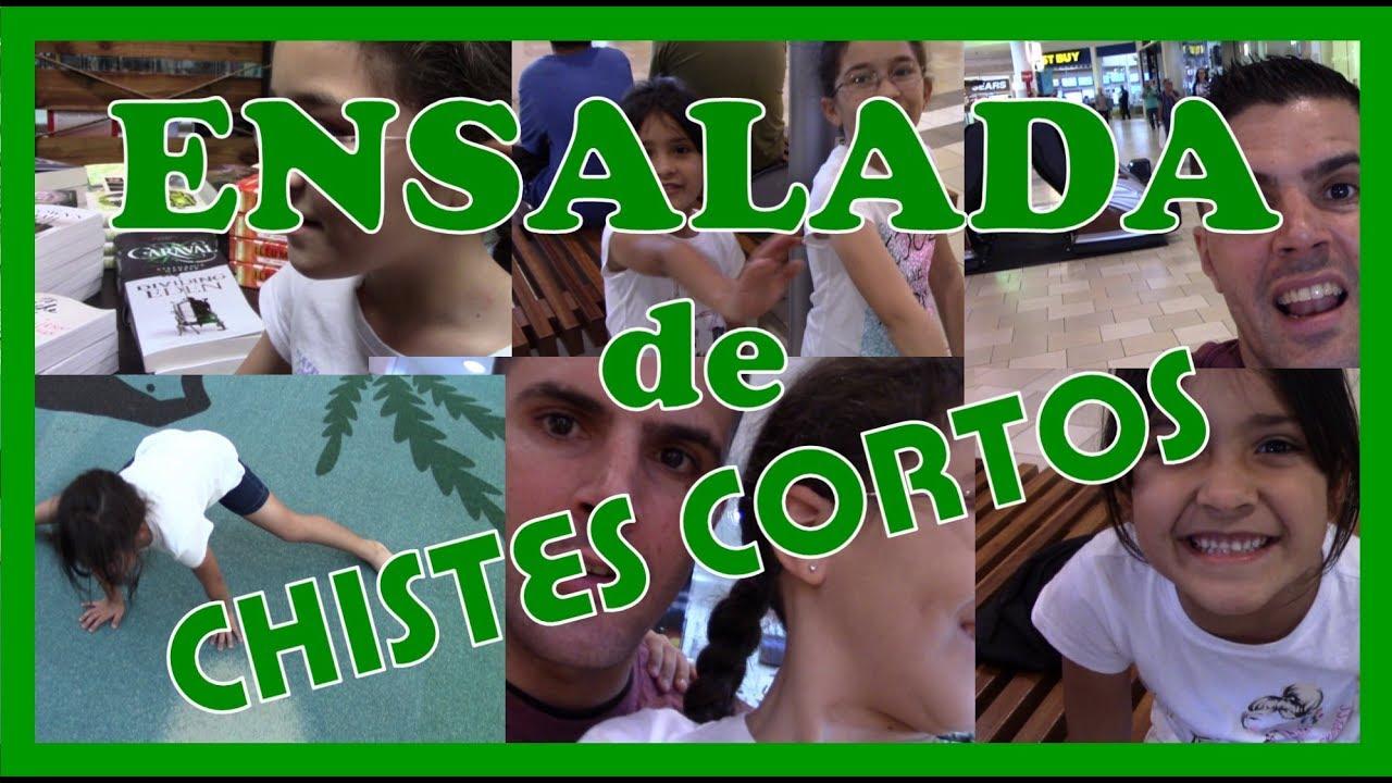 Ensalada de CHISTES CORTOS