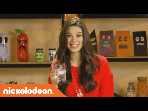 Halloween Hacks | Making Tricked Out Treats w/ Kira Kosarin | Nick