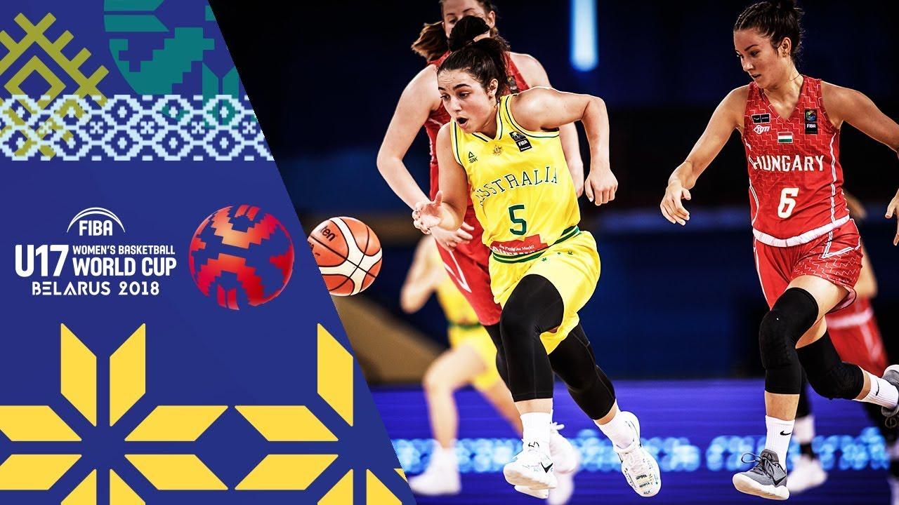 Australia v Hungary - Highlights - 3rd Place