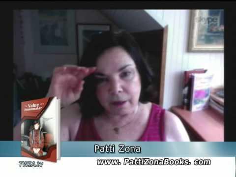 """TWIA: Patti Zona """"The Value of a Homemaker"""
