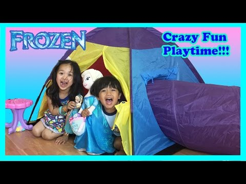 Thumbnail: FROZEN ELSA Doll SURPRISE TOYS and Minions kids Video Ryan ToysReview