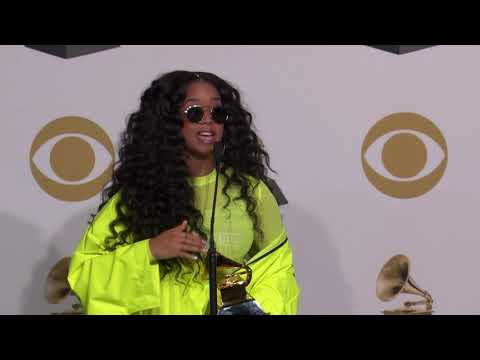H.E.R. TV & Radio Room Interview | 2019 GRAMMYs