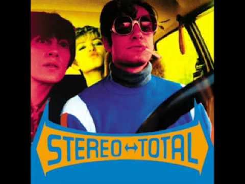 Stereo-Total - dans le parc