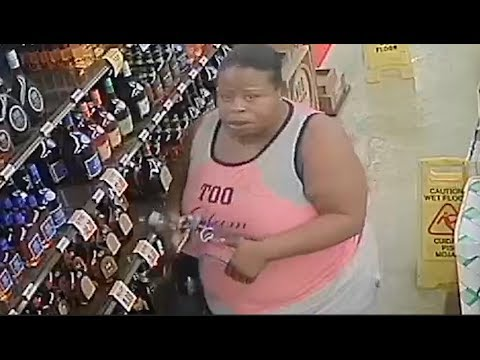 Liquor Store Theft Suspect - Caddo Crime Stopper REWARD!