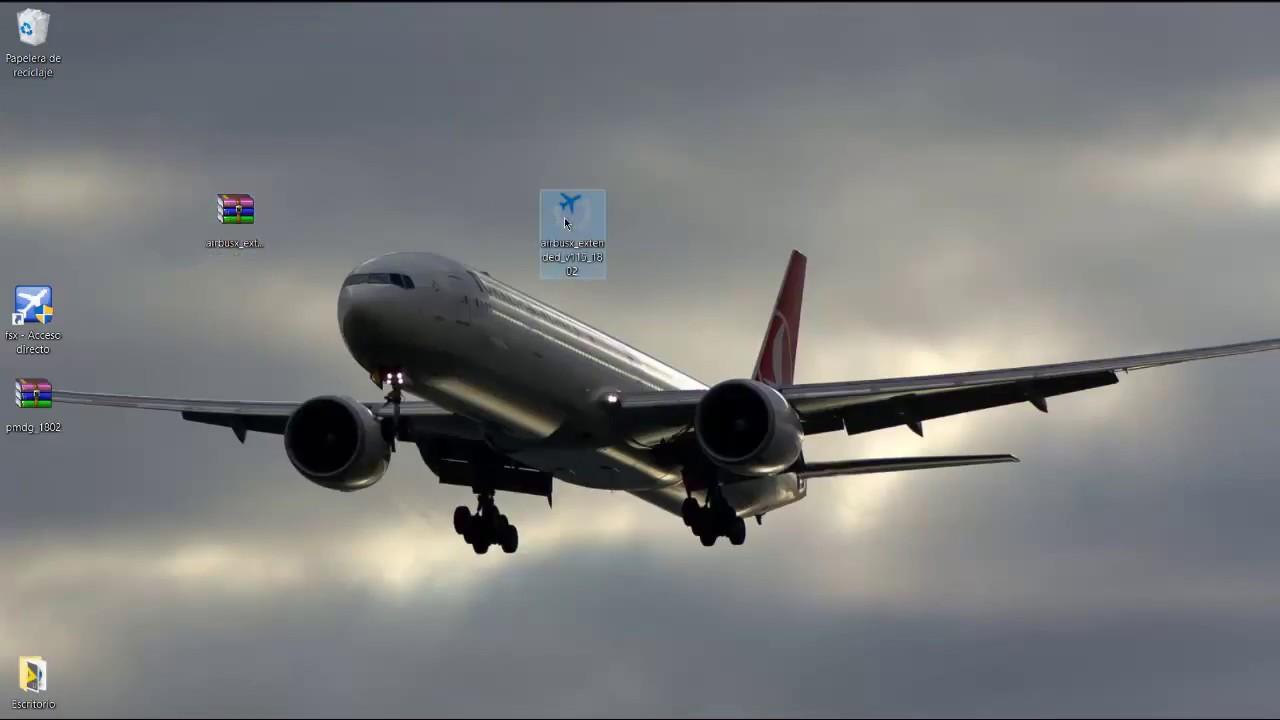 Descargar actualizar AIRAC 1802 FSX,P3D (Aerosoft, Airbus,Airbus extended,  BlackBox,PFPX)