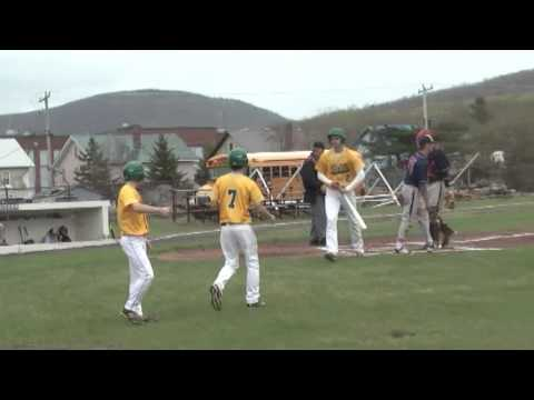 NAC - AuSable Valley Baseball  5-2-17
