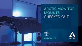 ARCTIC Monitor Mounts Checked Out