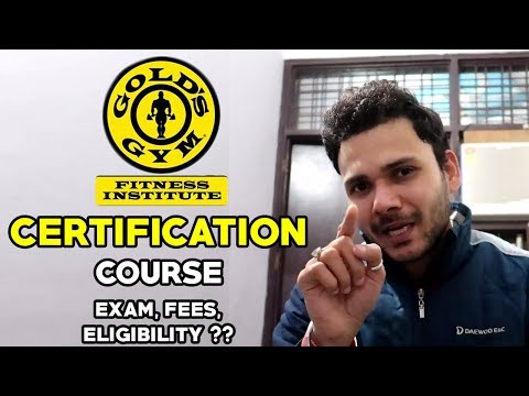 GGFI ADVANCE PERSONAL TRAINER CERTIFICATION COURSE DETAILS | Hindi