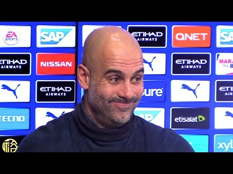 Pep Guardiola FULL Pre-Match Press Conference - Man City v West Ham - Premier League
