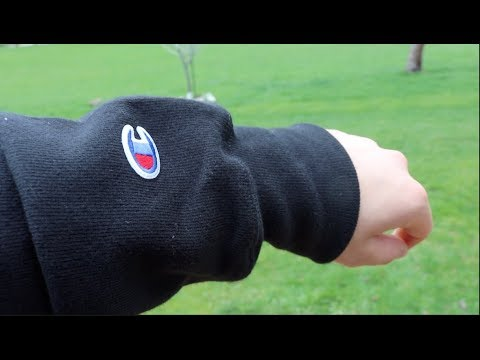 61a74c54 CHAMPION REVERSE WEAVE HOODIE REVIEW! COP OR DROP? - YouTube
