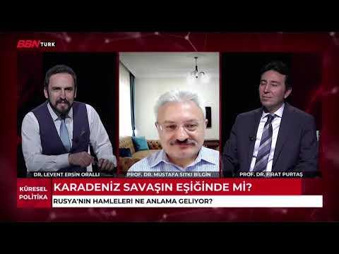 'Küresel Politika' |Mustafa Sıtkı Bilgin, Fırat Purtaş, Ahmet Kasım Han| -17.04.
