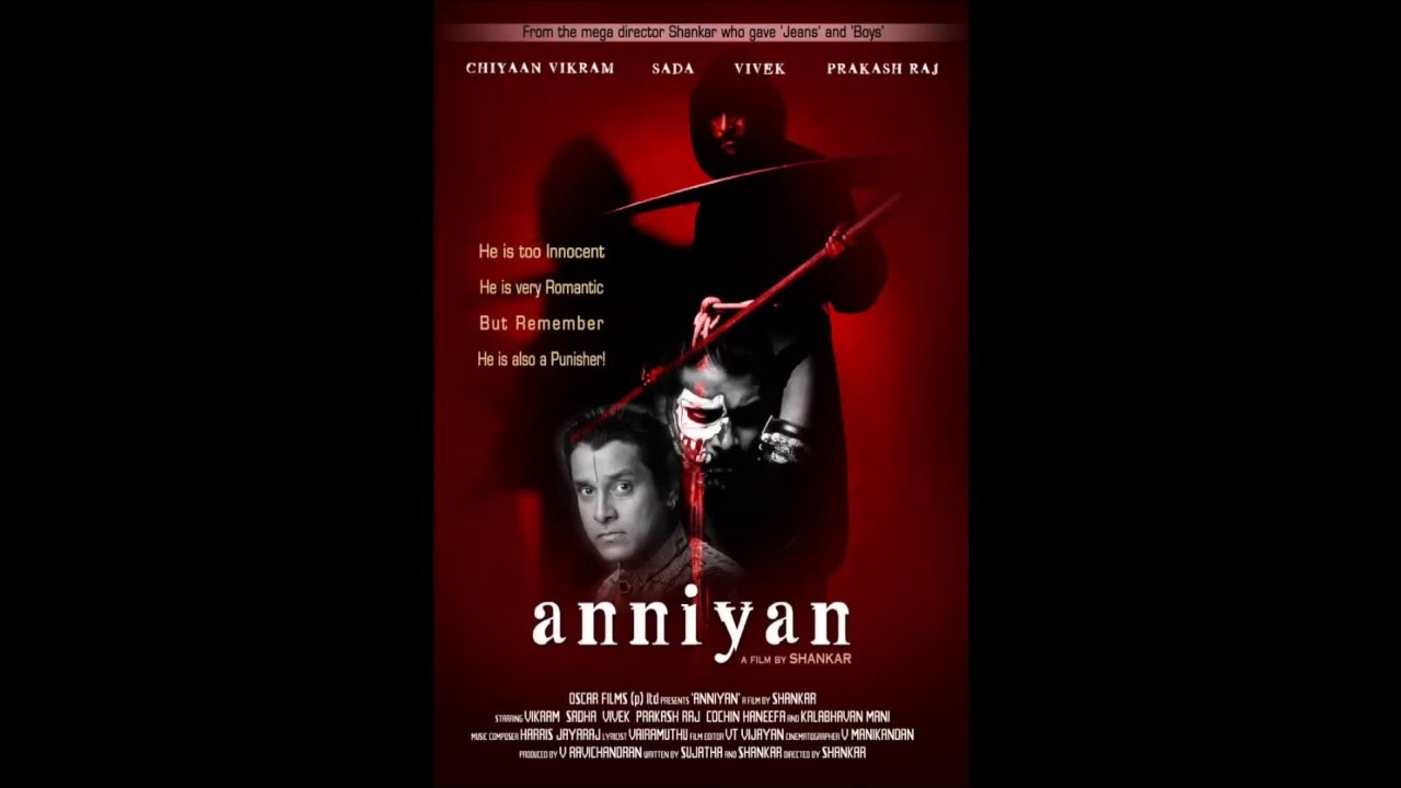 Movie anniyan tamil mp3 songs download new hits high quality best.