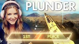 RANDOM QUEUE WITH THE BEST SQUAD EVER! COD Warzone Plunder Win
