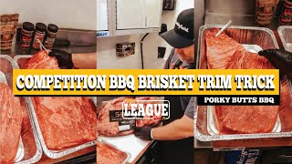 Competition Brisket Tips by Porky Butts BBQ