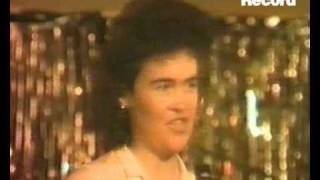 Exclusive: Susan Boyle sings I Don