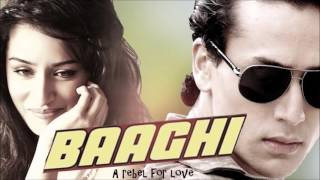 Sab Tera - Baaghi - Karaoke
