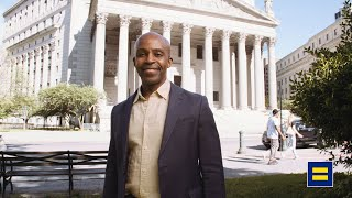 Meet Alphonso David, Incoming President of the Human Rights Campaign