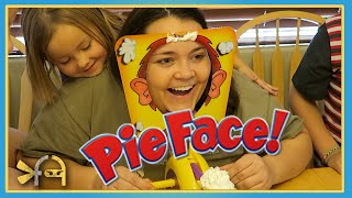 PIE FACE GAME!