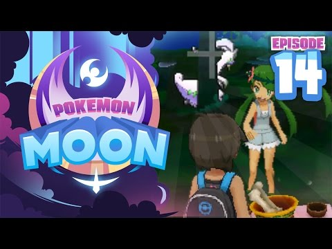 GRASS TRIAL SECRETS!! - Pokemon Sun And Moon Playthrough (Episode 14)