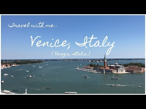 Travel With Me: VENICE, ITALY | Travel Vlog