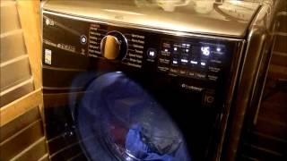 lg washing machine wm5000hva demo