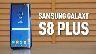 Samsung Galaxy S8 Plus incelemesi