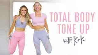 Love Your Body ~ Total Body Tone Up With Karena & Katrina!