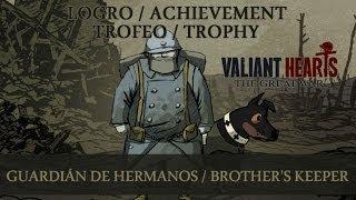 Vídeo Valiant Hearts: The Great War PSN