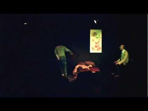 Rhinoceros - Mise en scène Dominique Lamour - Acte 2 tableau 2 - Jean Bérenger - Transformation ...