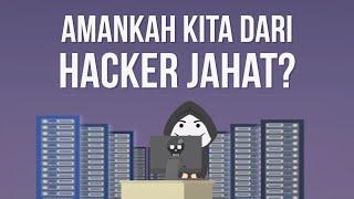 Apakah Kita Aman dari Hacker Jahat?
