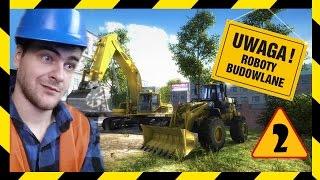OPERATOR KOPARKI BEZ UPRAWNIEŃ - Construction Machines Simulator 2016 (#2)