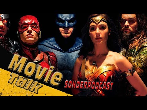 #NerdBomb# - Movie Talk  - Justice League Trailer 2 Analyse - Was  ist los im DCEU? German / Deutsch