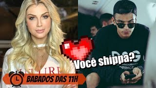 Ma Portugal e Lukas Vintage Culture NAMORANDO? Youtuber GAMER F.A.L.E.C.E  | Mandy muda visual