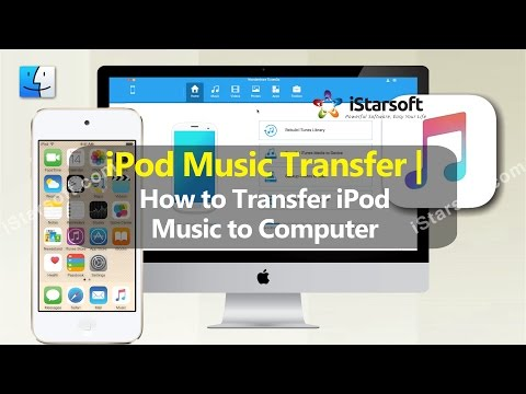 iPod Music Transfer | How to Transfer iPod Music to Computer